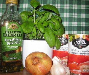 nonna's tomato sauce ingredients