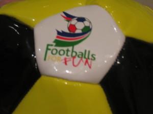 footballs for fun