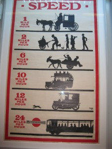 london transport museum poster