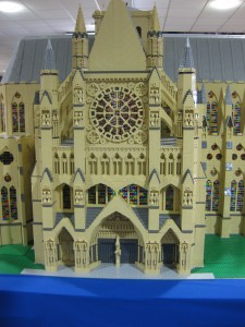 lego westminster abbey