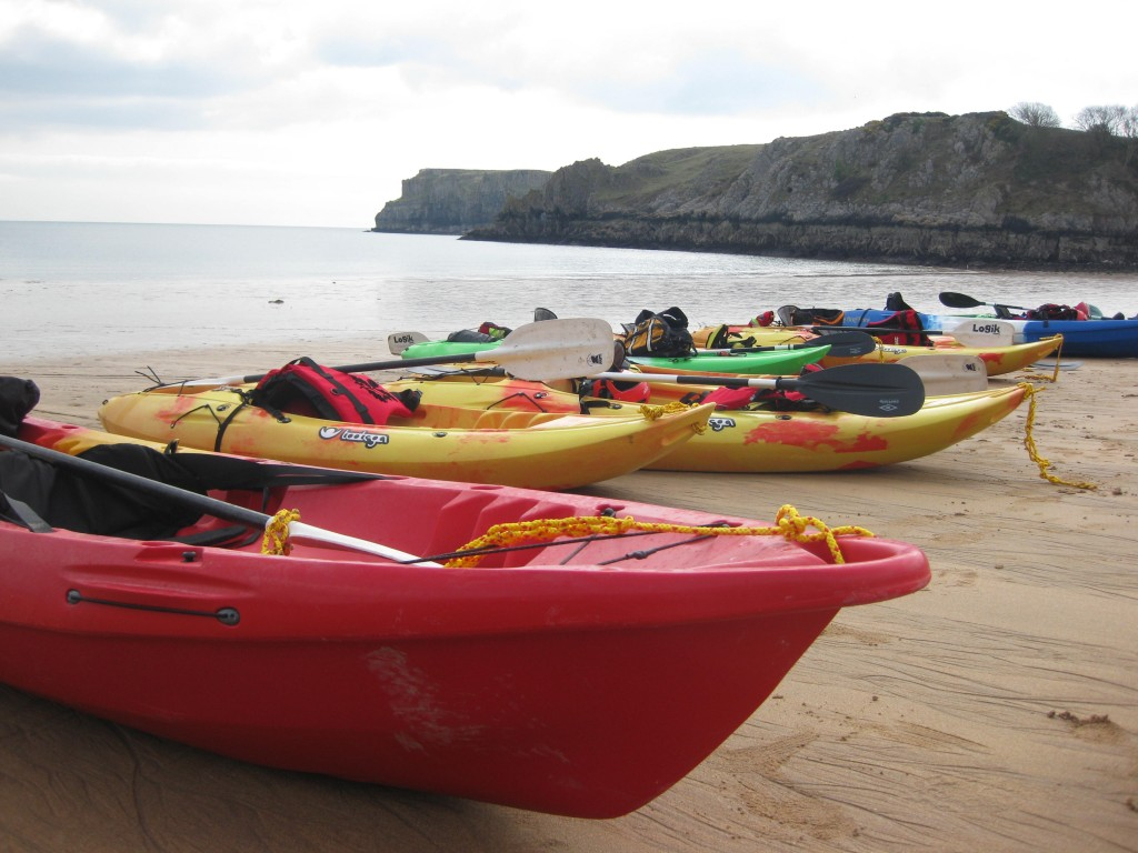 Sea Kayaking In Pembrokeshire Mums Do Travel