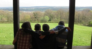 view from standen