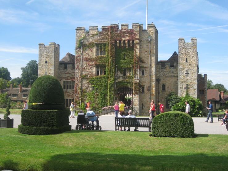 Hever Castle, Kent. Copyright Gretta Schifano