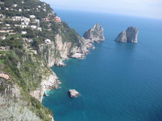 Capri. Copyright Gretta Schifano