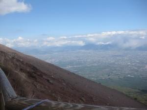 View from Vesuvius