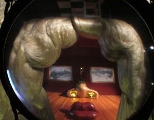Dalí's Mae West