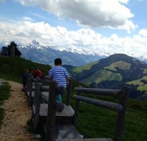 Tirol playground. Copyright Gretta Schifano