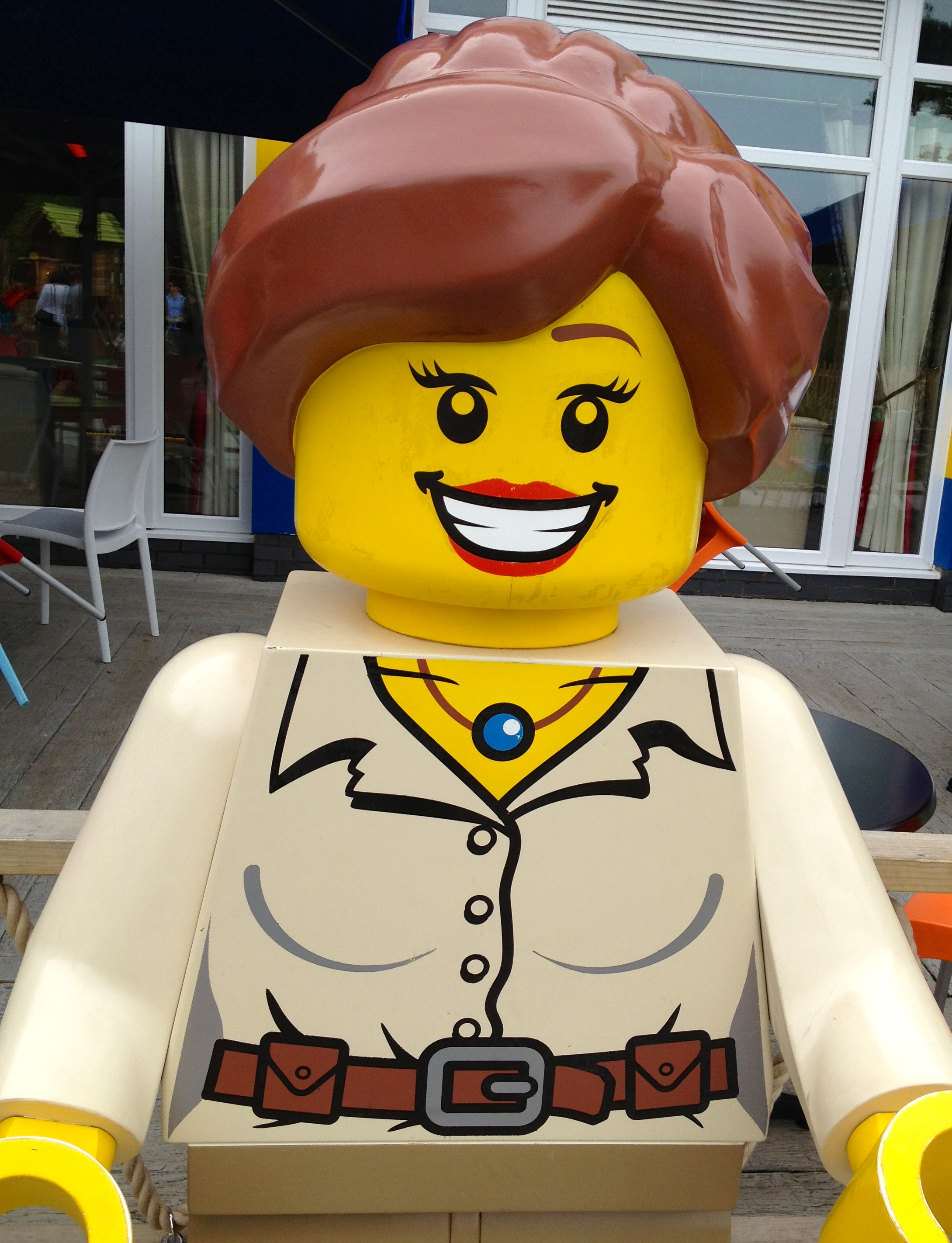 Gallery images and information: Girl Lego Faces Expressions