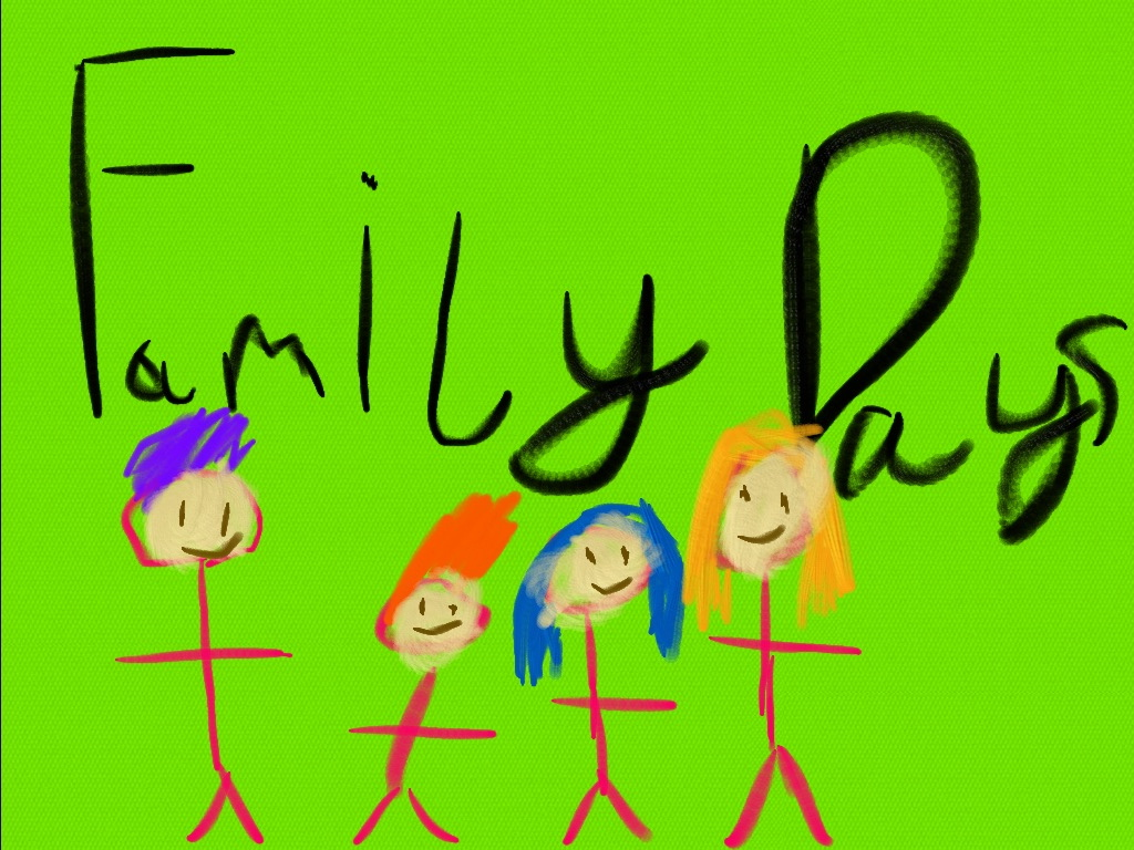 Family Days. Copyright Gretta Schifano