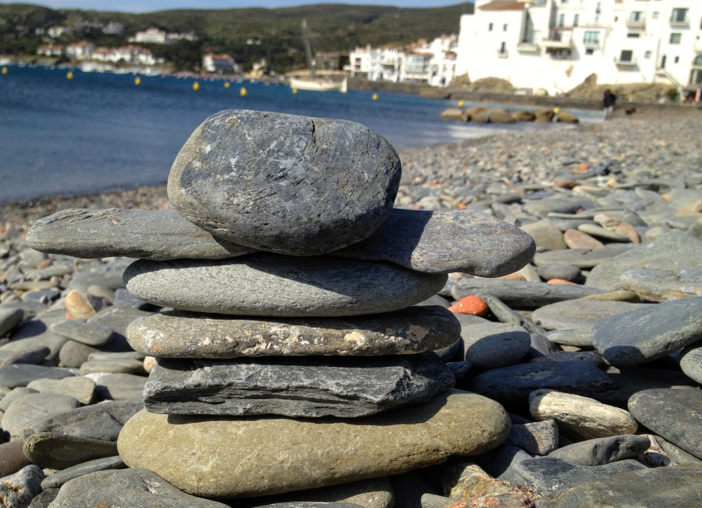 Instagram day at Cadaques. Copyright Gretta Schifano