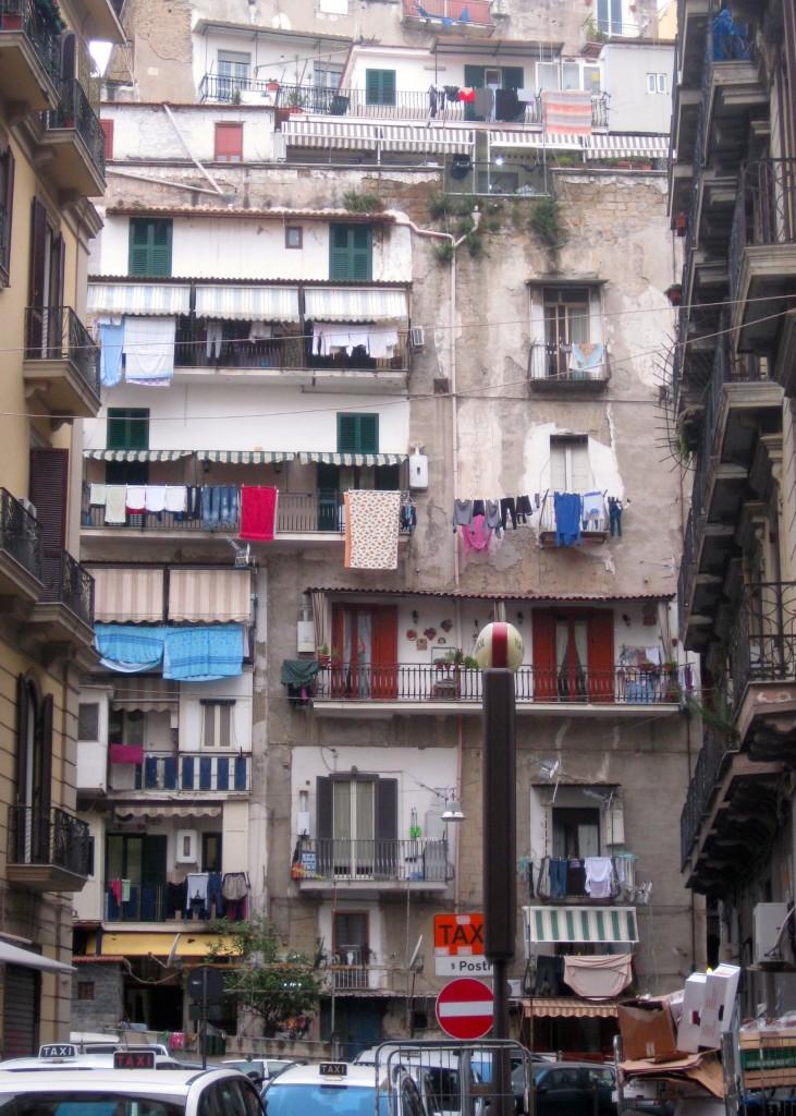 Naples. Copyright Gretta Schifano.