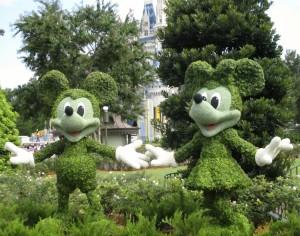 Disney's Magic Kingdom. Copyright Gretta Schifano