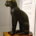 Gayer-Anderson cat, British Museum. Copyright Gretta Schifano