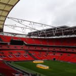 Wembley. Copyright Gretta Scifano