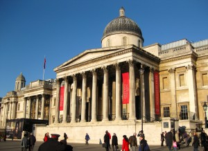 National Gallery, London. Copyright Gretta Schifano