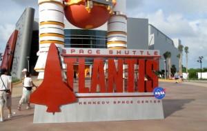 Kennedy Space Center. Copyright Gretta Schifano