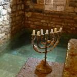 Jewish mikvah, Besalú. Copyright Gretta Schifano