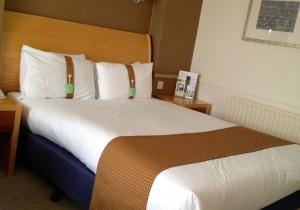 Holiday Inn Cambridge, Executive room. Copyright Gretta Schifano