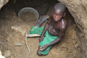 Joseph, age 11, Ghana. Photo courtesy of Comic Relief.