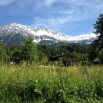 Scheffau, Austria. Copyright Gretta Schifano
