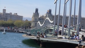 Barcelona. Copyright Lorenza Bacino