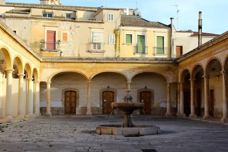 Comiso, Sicily, copyright Gretta Schifano