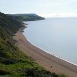 Dorset coast. Copyright Gretta Schifano