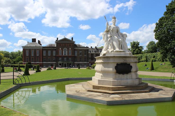 Kensington palace. Copyright Gretta Schifano
