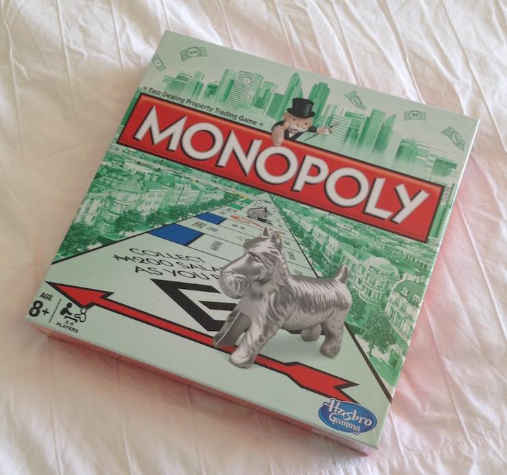 Monopoly set