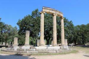 Ancient Olympia. Copyright Gretta Schifano
