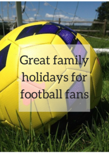If you have a football fan in the family, it's great if they can still enjoy their passion while on holiday. From football courses for kids to stadium tours to watching matches, there are many ways to do this when you're travelling - click through for ideas and details.