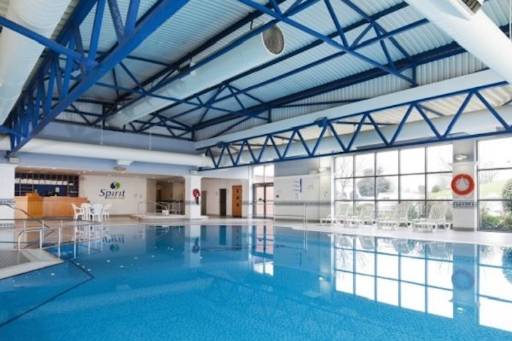 Crowne Plaza London Heathrow - Spirit Health Club Swimming Pool. Image courtesy of IHG