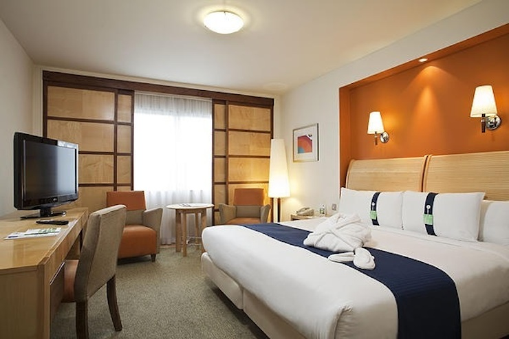 Holiday Inn London Heathrow M4 Jct4. Image courtesy of IHG