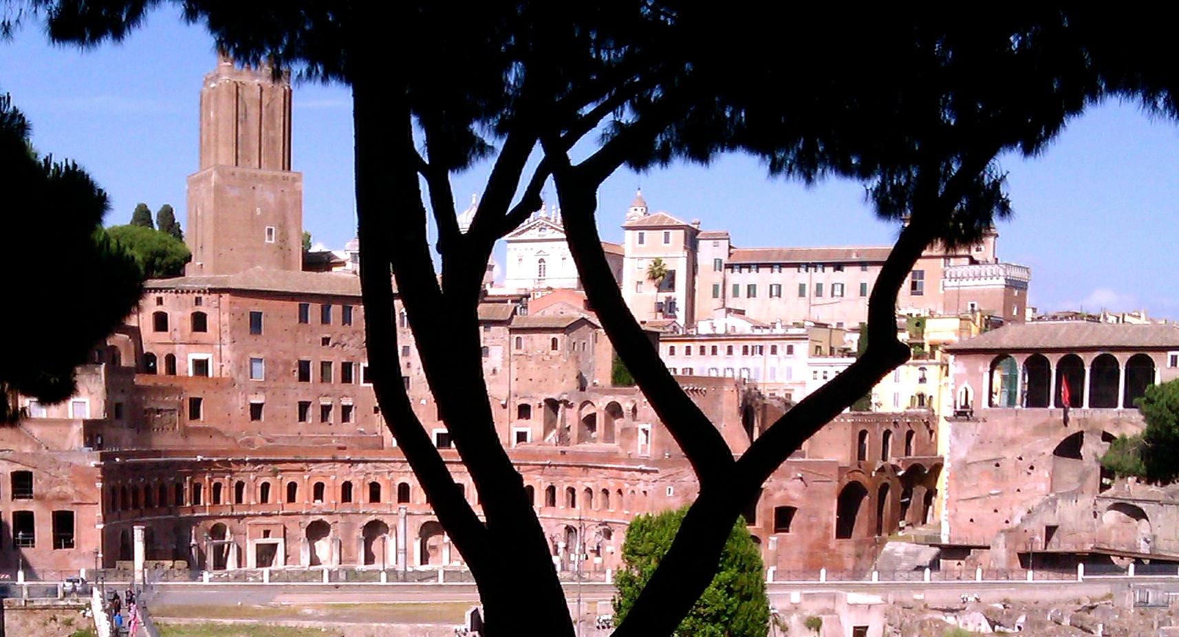 Rome. Image courtesy of Lorenza Bacino