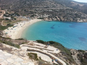 Donoussa island. Copyright Lorenza Bacino