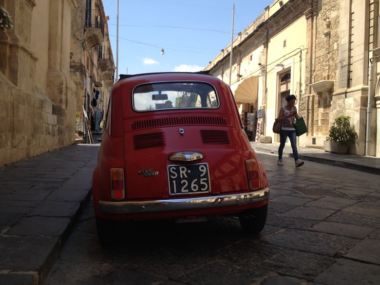 How to drive in Sicily