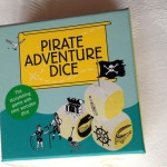 Pirate adventure Dice game