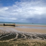 Arromanches, Normandy. Copyright Gretta Schifano