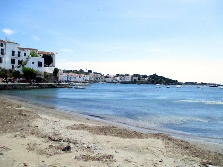 Cadaqués, Costa Brava. Copyright Gretta Schifano