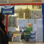 Lotto shop, Naples. Copyright Gretta Schifano