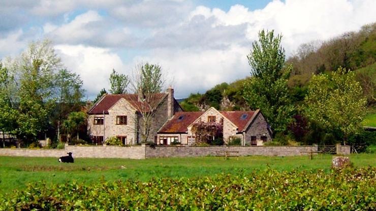 Tor Farm cottage. Image courtesy of Tor Farm