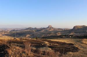 Western Sicily. Copyright Gretta Schifano