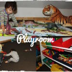 Playroom, Coombe Mill farm. Copyright Ting Dalton