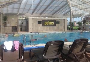 Potters Resort pool. Copyright Lorenza Bacino