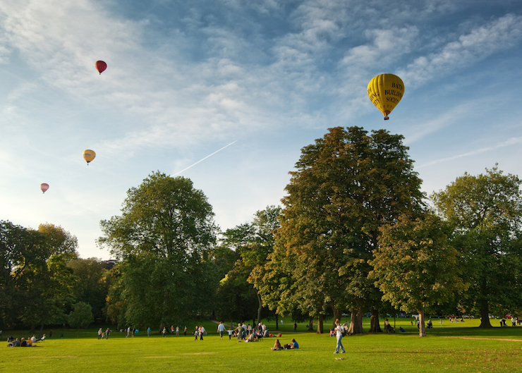 Royal Victoria Park, Bath Credit: visitbath.co.uk Copyright: Bath Tourism Plus / Colin Hawkins