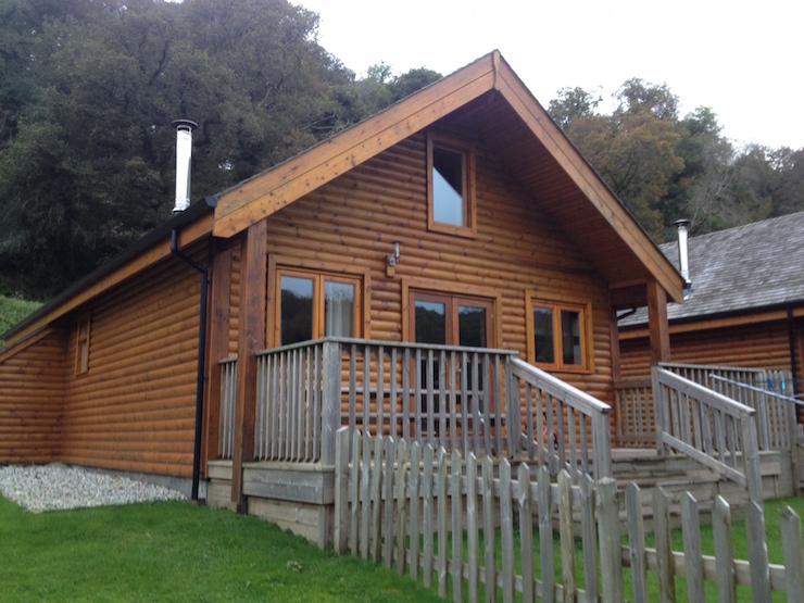 Trevano Lodge, Coombe Mill. Copyright Ting Dalton