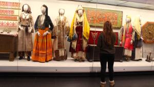 Benaki Museum, Athens. Copyright Gretta Schifano