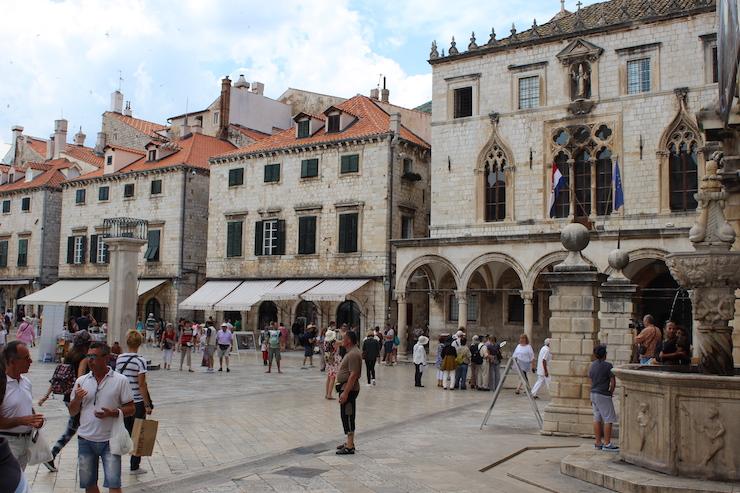 Dubrovnik. Copyright Gretta Schifano