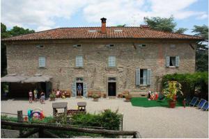 Villa Pia country house. Image courtesy of Villa Pia.