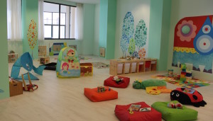 Kids Club, Ikos Oceania. Copyright Gretta Schifano